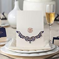 Crown Design Wedding Invitation-Set Of 20/50