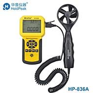 Digital Handheld High Precision Split Type Anemometer Air Meter Wind Meter HoldPeak HP-836A