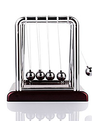 Mini Desktop Newton's Cradle Classic Newtons Cradle Balance Balls Science Psychology Puzzle Desk Toy