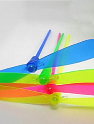 LED Kid's Dragonfly Flying Saucer Toys