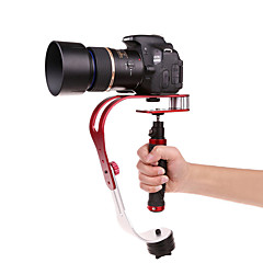 Pro Camcorder Steady Cam Stabilizer Handheld Video Camera Stabilizer Steady With for GoPro hero 5, GoPro, Cannon, Sport DV