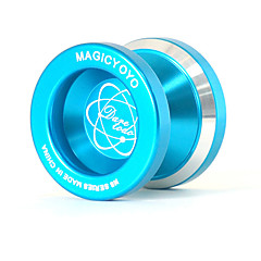 Magic YoYo N8 Blue Alloy Aluminum Professional Yo-Yo Classic Toys Educational Toys For Players