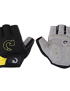 Professional Sports Outdoor Cycling Bicycle Motorcycle Sport Gel Half Finger Gloves Size M- XL 3 Colors H1E1
