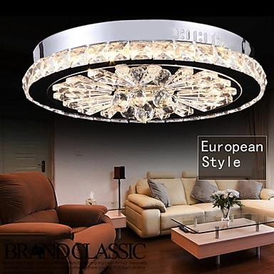 Lysestager/vedhæng lys krystal/led moderne / nutidig stue ...