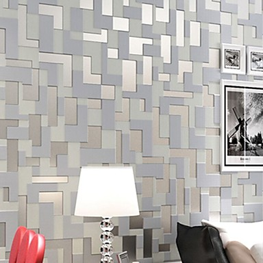 Art deco wallpaper contemporary wall covering